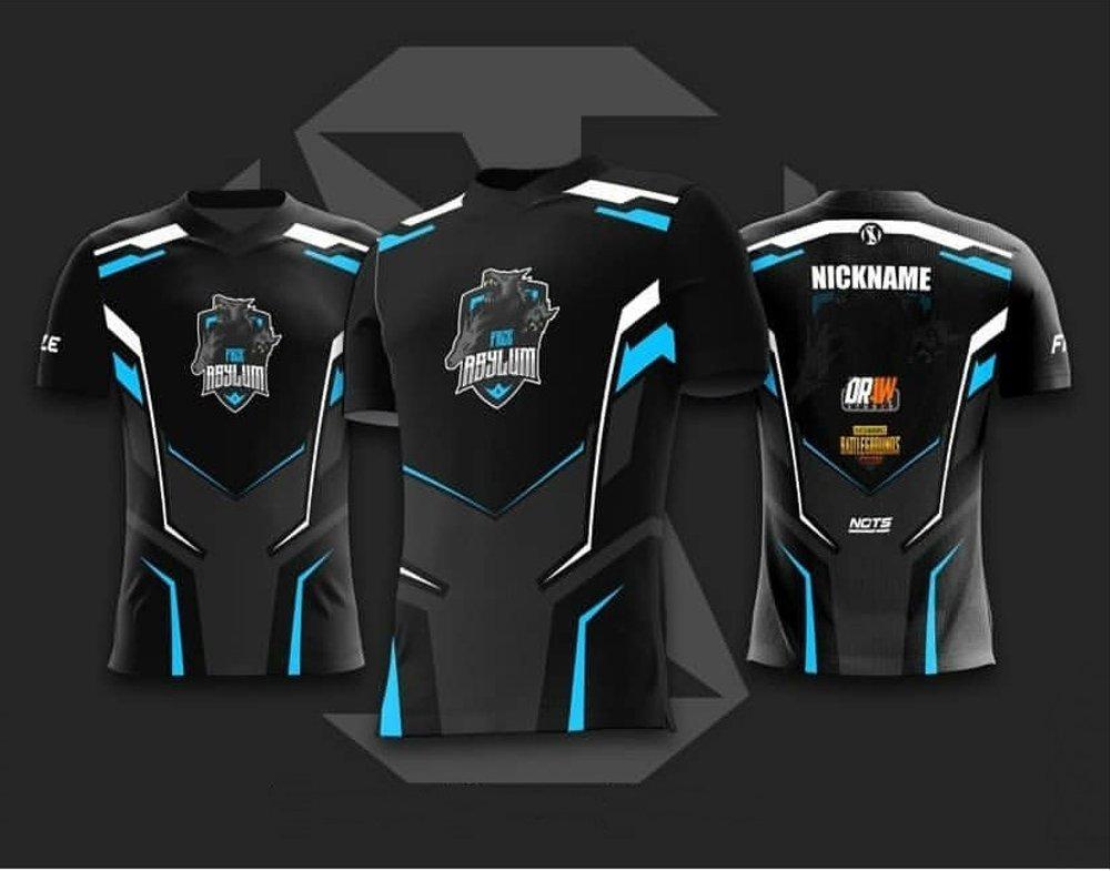 Download Mentahan Desain Baju Esport - MOCKUP FRESH