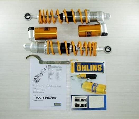 Shock Breaker Ohlins Yamaha Nmax