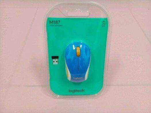 Mouse Wireless Logitech M-187