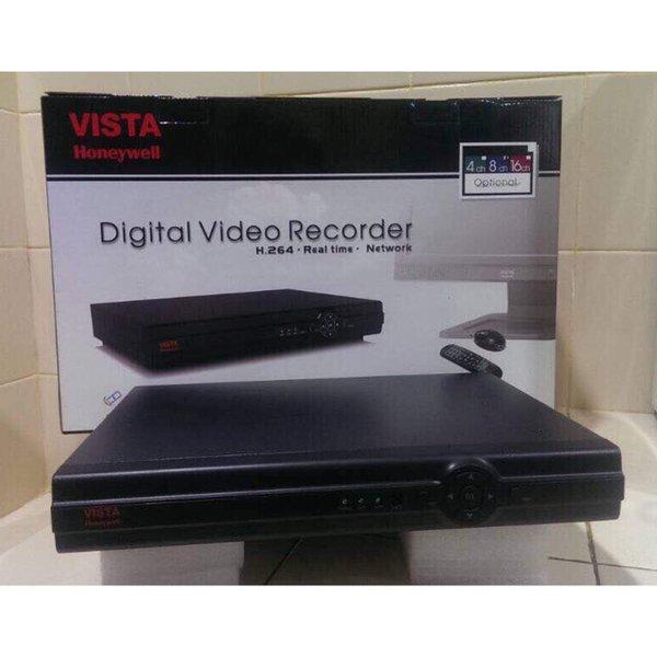 HONEYWELL CCTV Recorder CADVR-1008C 8 channel bonus 8 pcs Kamera CCTV