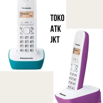 Jual Termurah Panasonic Wireless Cordless Phone Kx Tg1611 Telepon