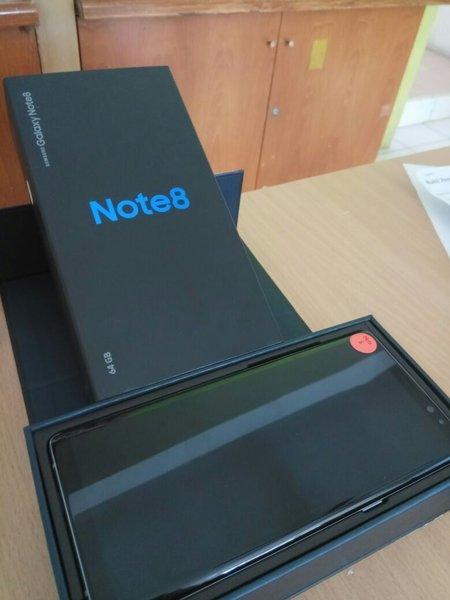 Samsung Galaxy Note 8 Second