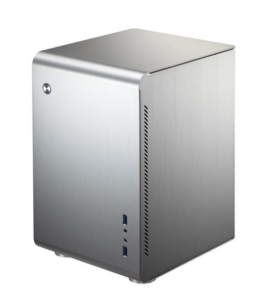 Jonsbo U2 Silver Mini ITX Case Aluminium Computer PC Tower C