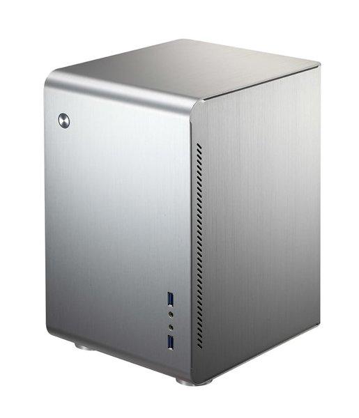 Jonsbo U2 Silver Mini ITX Case Aluminium Computer PC Tower C