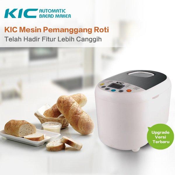 KIC Automatic Bread Maker KIC BM 1001 pemanggang roti