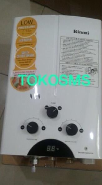 Promoo Water Heater Gas Rinnai Reu 5Cfc Model Paloma Dan Wasser