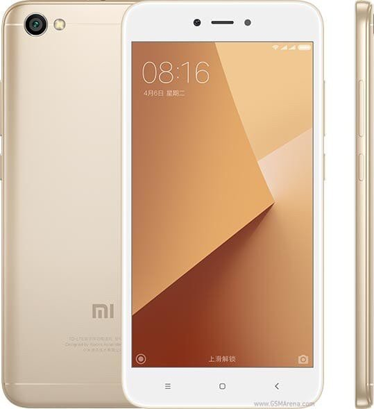 XIAOMI REDMI NOTE 5 A RAM 2GB INTERNAL 16GB GOLD