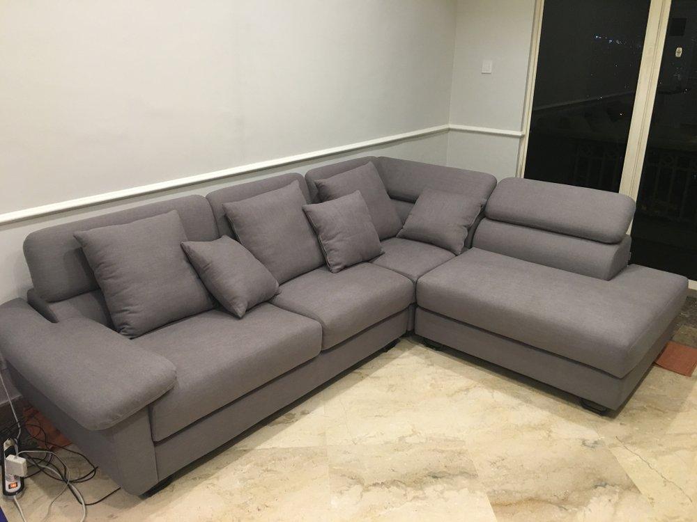 Sofa Cellini Seperti Baru