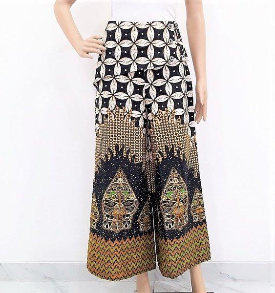 Celana Batik Kulot Panjang Janger