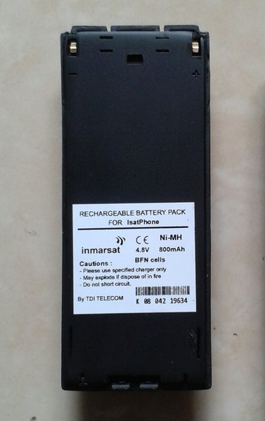 Baterai r190 telepon satelit