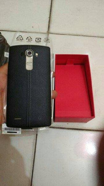 Handphone LG G4 BNOB NEW SN 610 Garansi Resmi 1 tahun STOK TERBATAS