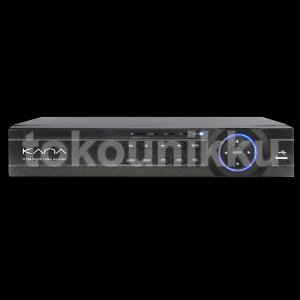 KANA HVR3208BZ - DVR CCTV AHD 8 Channel