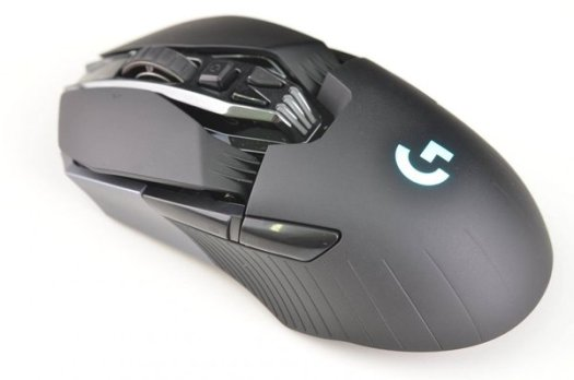 Logitech G900 Chaos Spectrum - Mouse Gaming