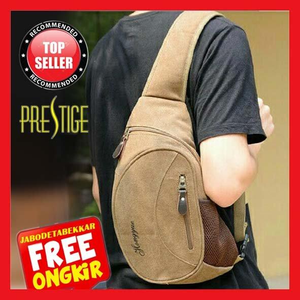 tas selempang pria / tas slempang POLO original ( besar )