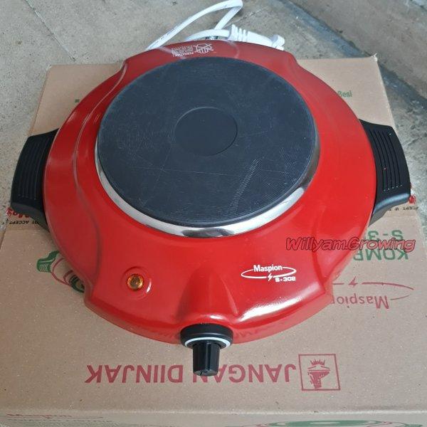 Kompor Listrik Maspion S-302