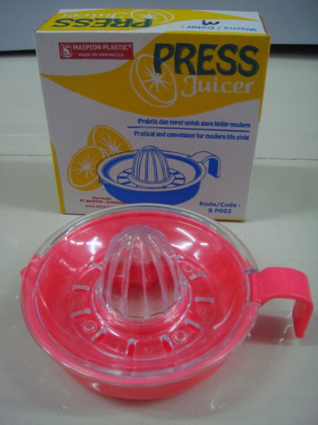 Juicer Press/Perasan Jeruk (Maspion)