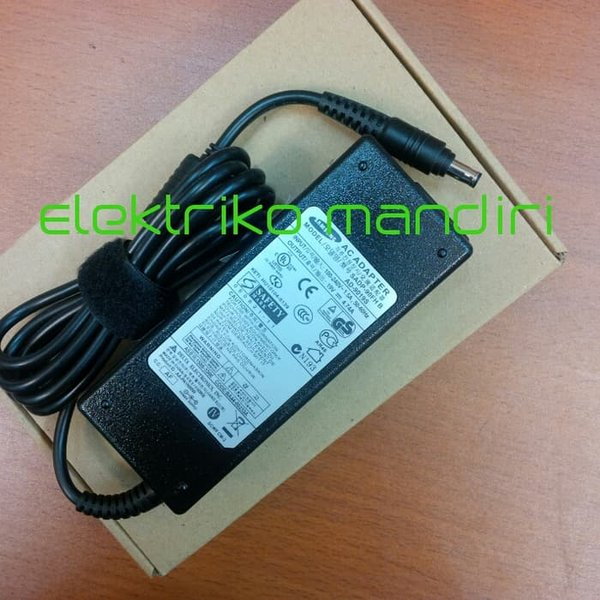 Aksesoris Laptop Original Adaptor SAMSUNG 19v 4.74a for Samsung NC10-13- NP-N150