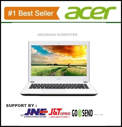LAPTOP ACER ASPIRE E5-473G-532Y	COTTON WHITE - Core i5-5200U