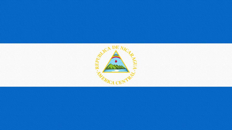 Nicaragua Flag Wallpaper High Definition High Quality Widescreen