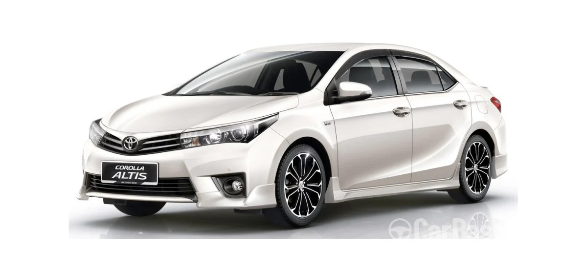 Toyota Corolla Altis 2015 20V With Additional Safety