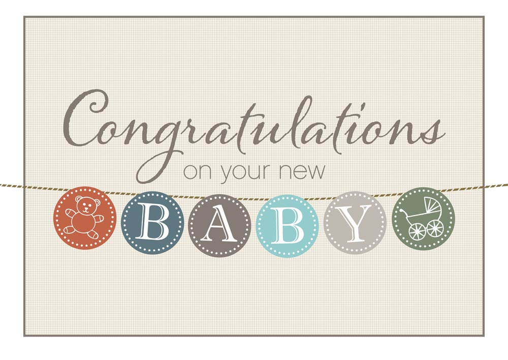 Congrats Your New Baby Girl