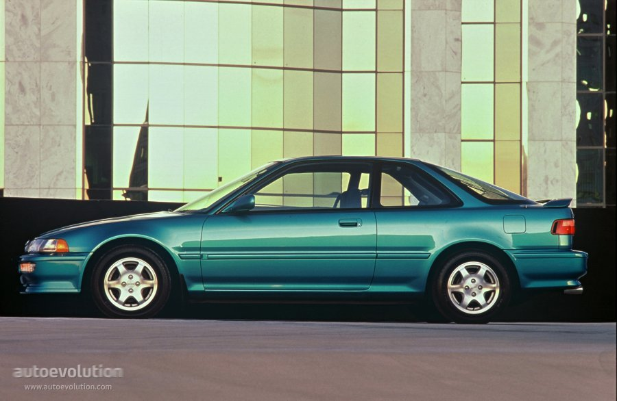 ACURA Integra Coupe Specs Amp Photos 1989 1990 1991