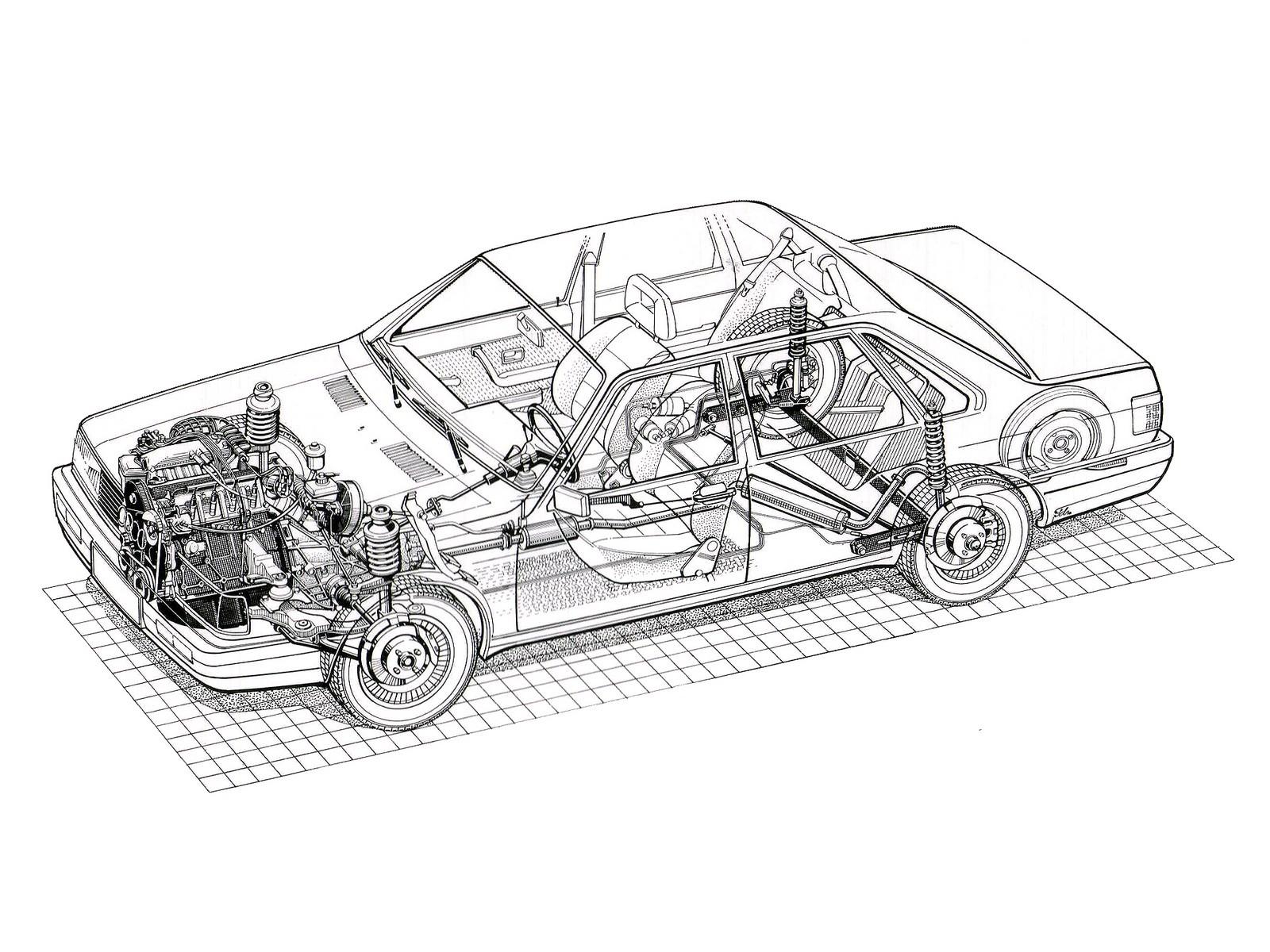 Audi 90 B2 Specs Amp Photos