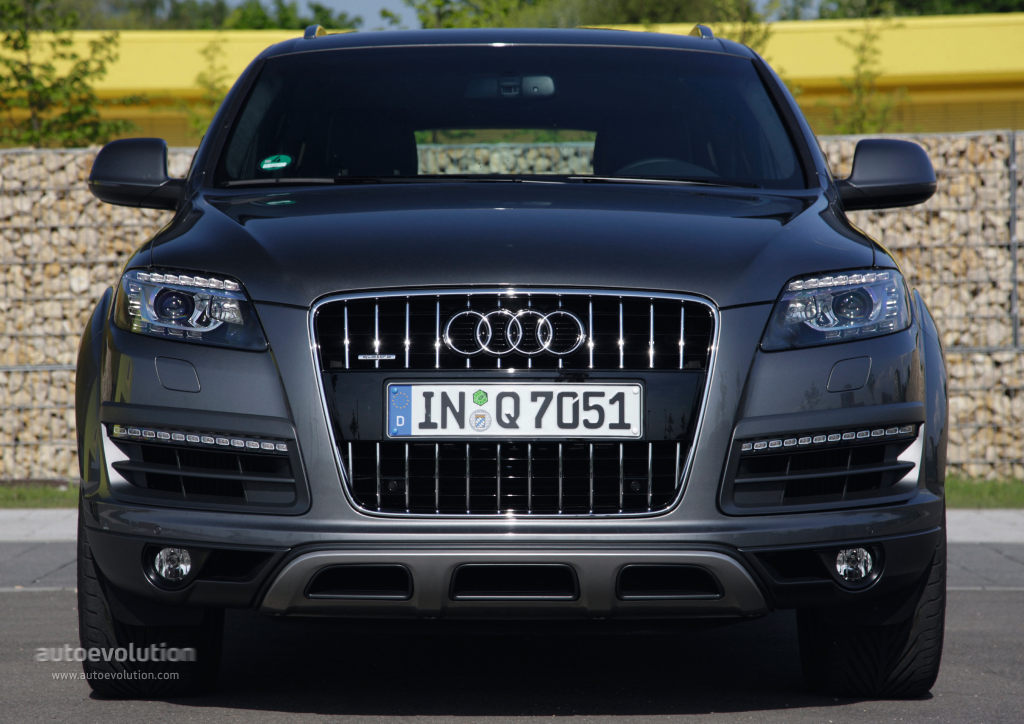 AUDI Q7 Specs Amp Photos 2009 2010 2011 2012 2013