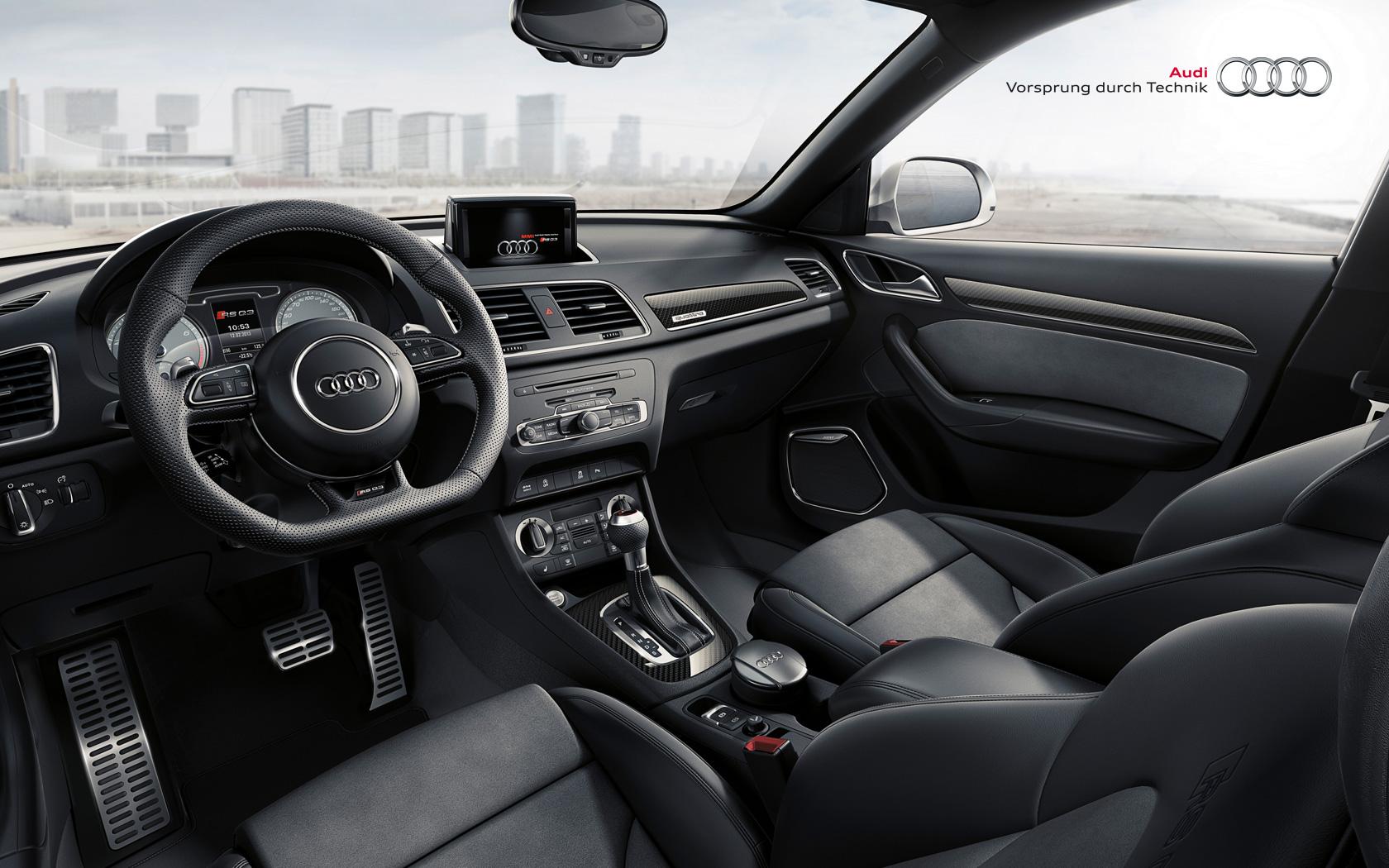 AUDI RS Q3 2013 2014 2015 Autoevolution