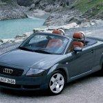 Audi Tt Roadster Specs Photos 1999 2000 2001 2002 2003 2004 2005 2006 Autoevolution
