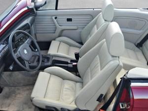 BMW 3 Series Cabriolet (E30)  1986, 1987, 1988, 1989