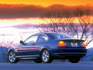 BMW 3 Series Coupe (E46)  1999, 2000, 2001, 2002, 2003