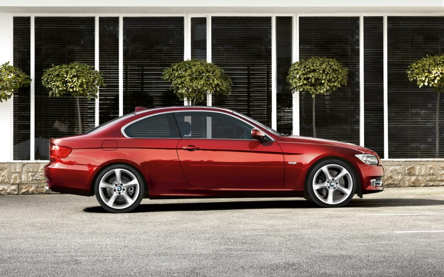 BMW 3 Series Coupe (E92) - 2010, 2011, 2012, 2013 ...
