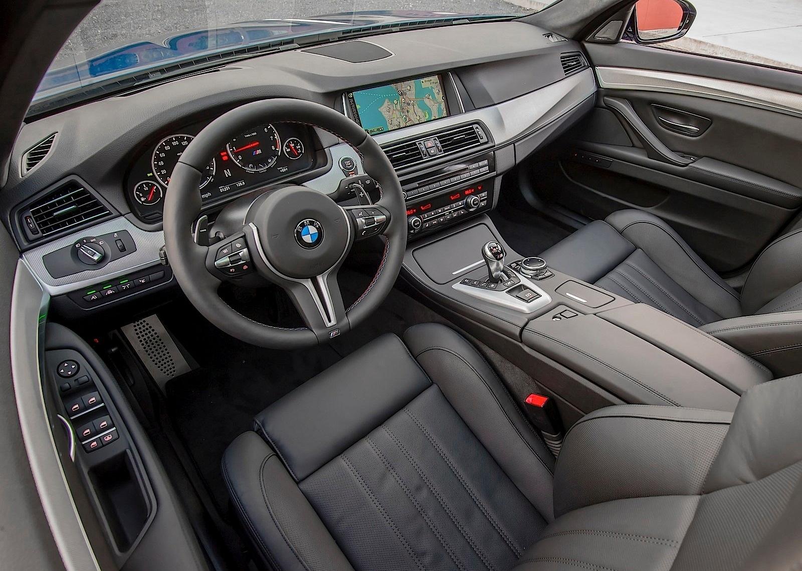Bmw X5 2017 Interior