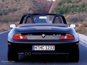 BMW Z3 Roadster (E36) specs & photos  1996, 1997, 1998