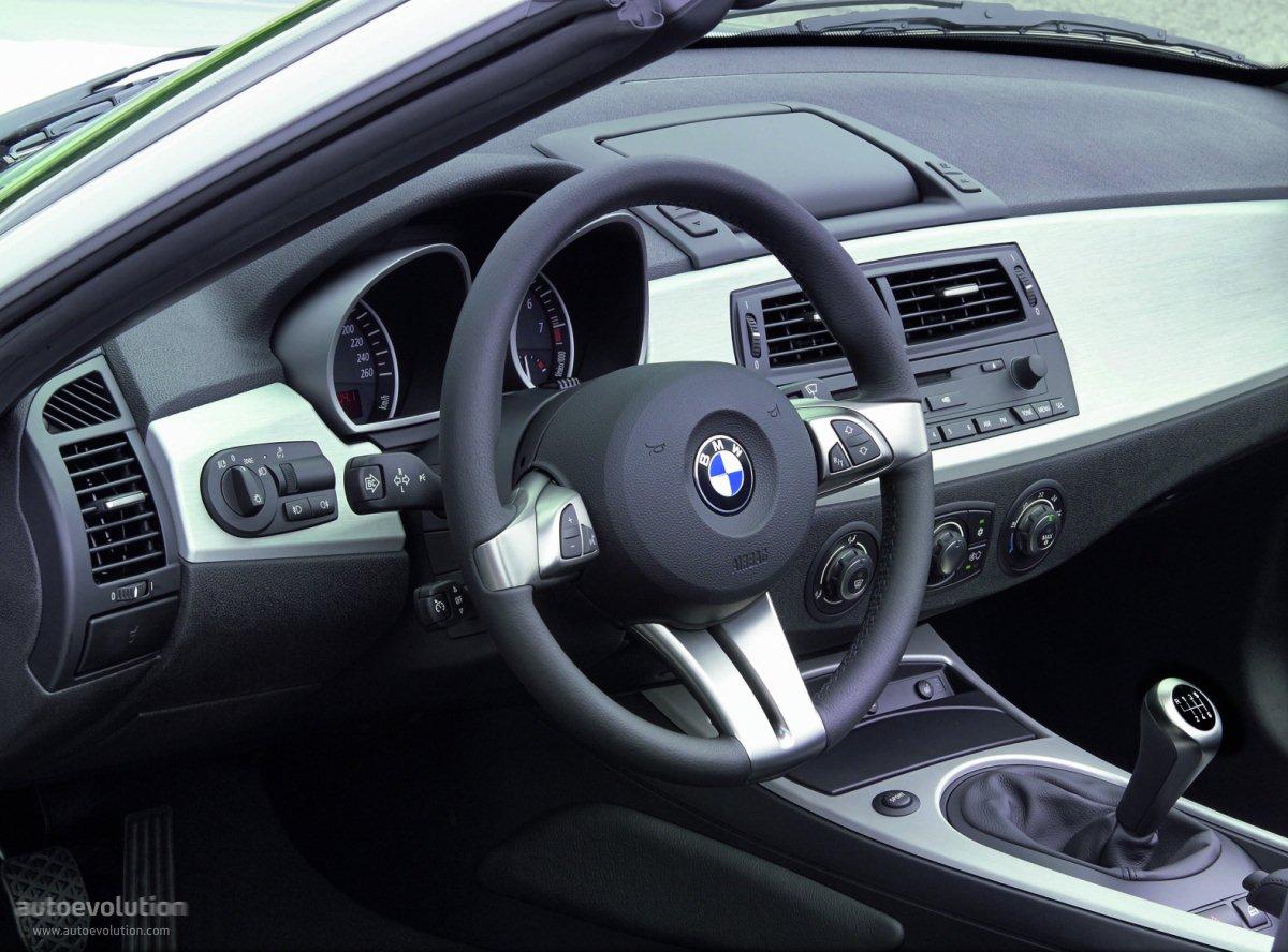 BMW Z4 Coupe E86 Specs Amp Photos 2006 2007 2008 2009