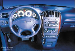 CHRYSLER Town & Country  2000, 2001, 2002, 2003