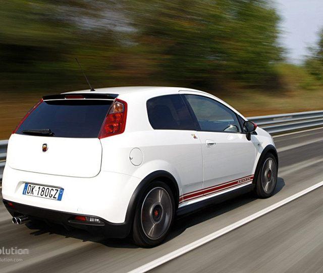 Fiat Grande Punto Abarth  Present