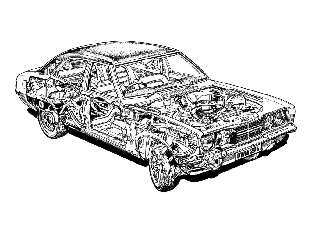 Ford Cortina Specs Amp Photos