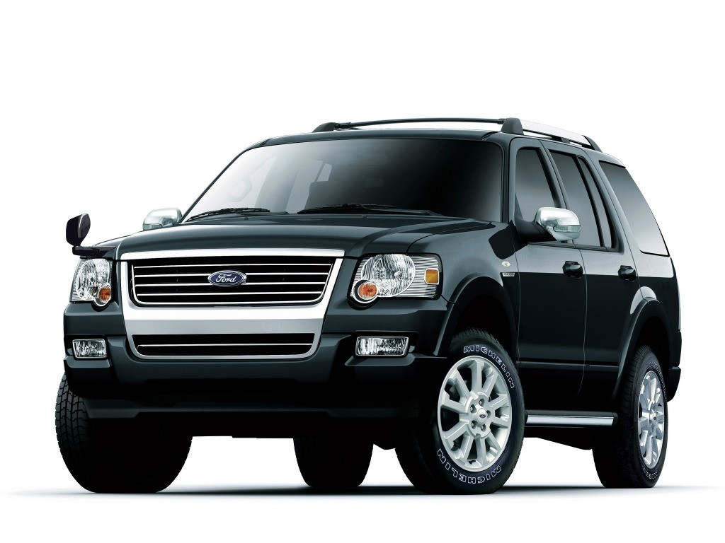 Ford Explorer 5 0 Engine Specs