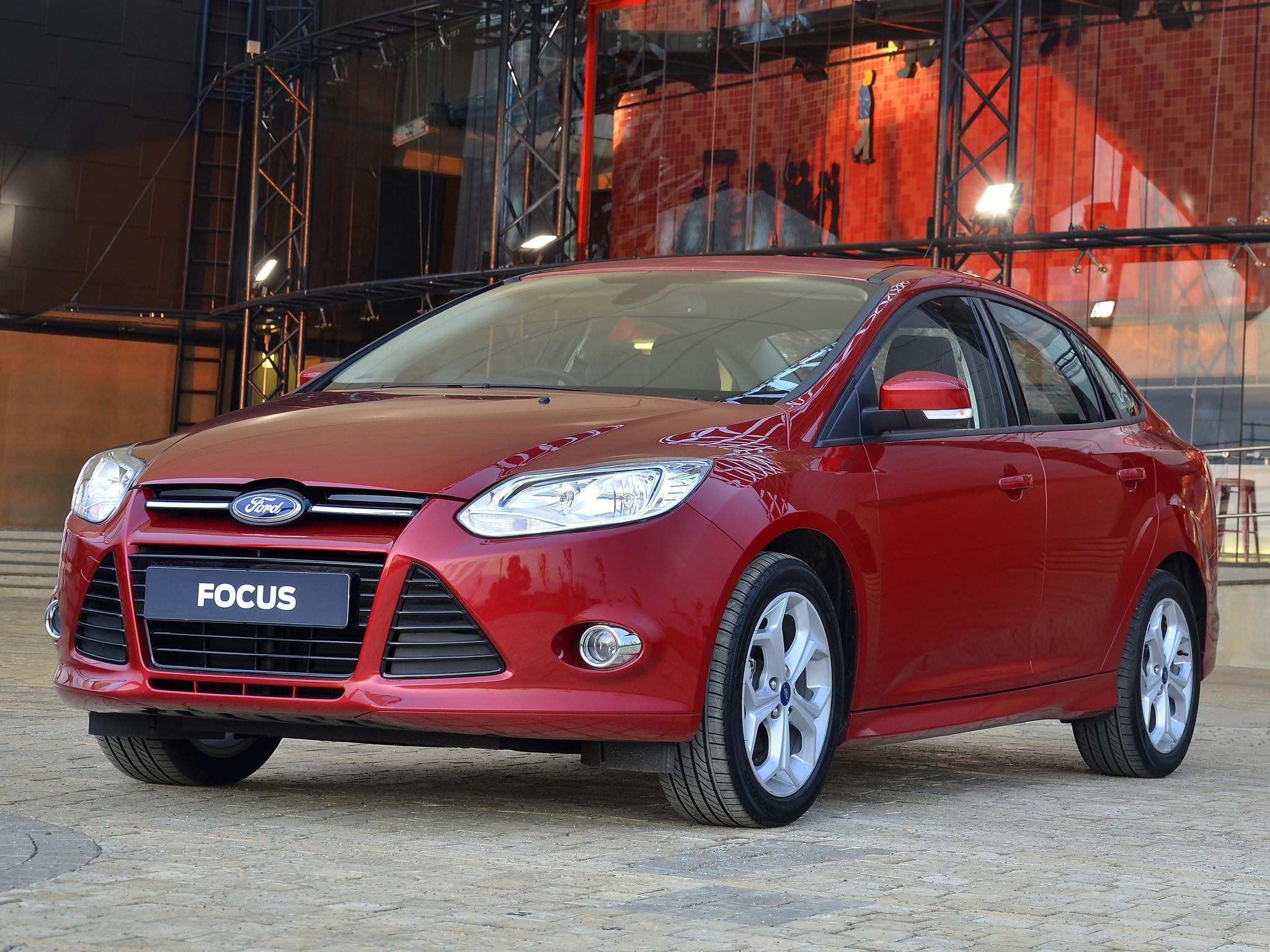 Ford Focus 4 Doors 2011 2012 2013 2014 Autoevolution