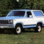 Ford Bronco Specs Photos 1980 1981 1982 1983 1984 1985 1986 Autoevolution