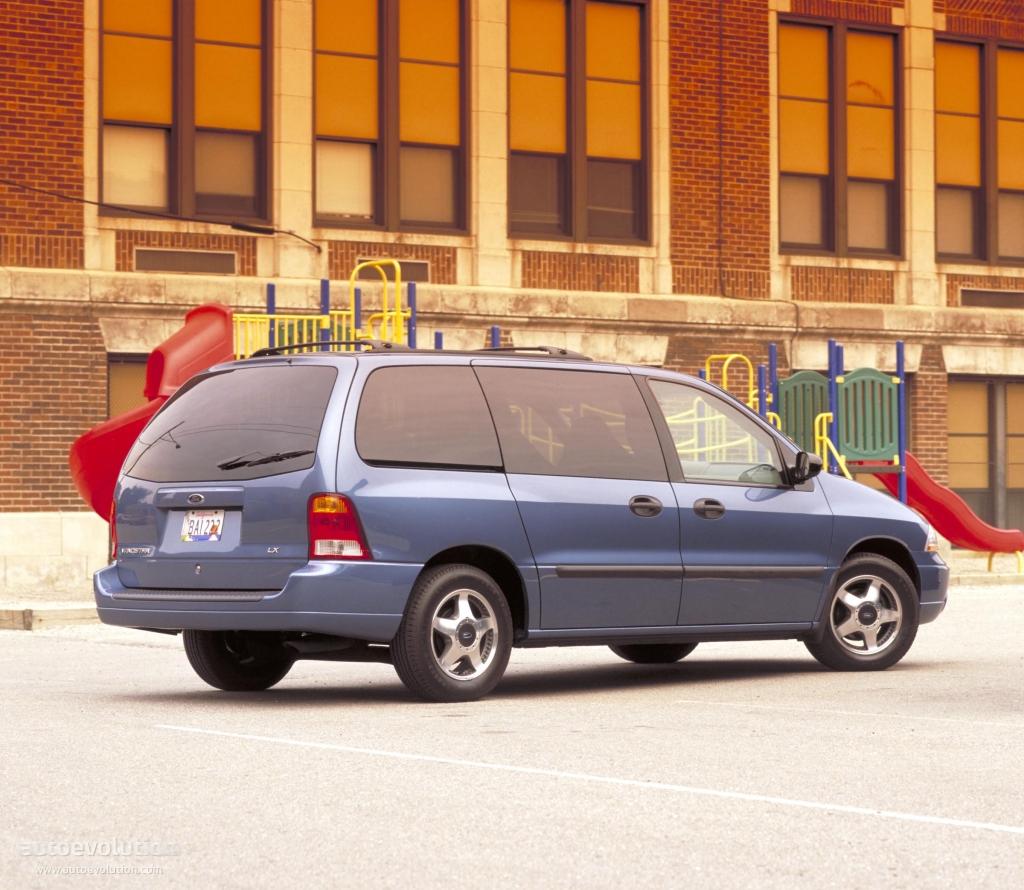 Ford Windstar Specs