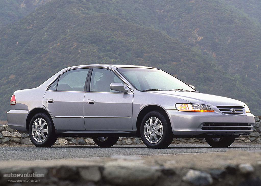 Honda Accord Sedan Us Specs Amp Photos 1997 1998 1999