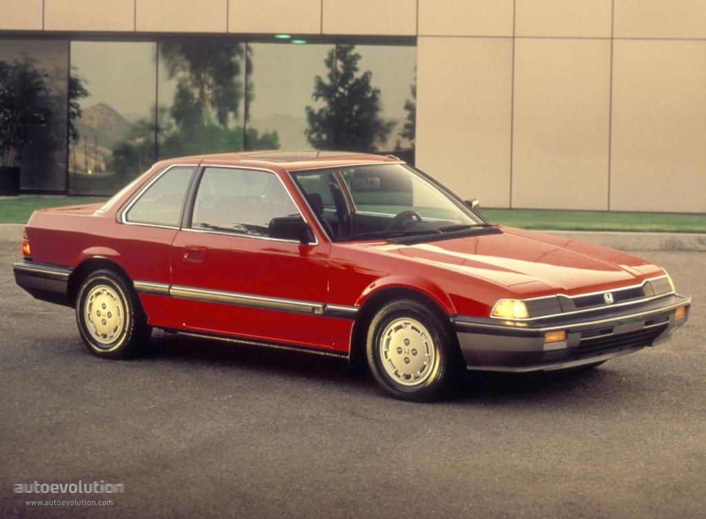 HONDA Prelude Specs Amp Photos 1983 1984 1985 1986