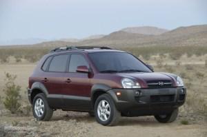 HYUNDAI Tucson specs  2004, 2005, 2006, 2007, 2008, 2009  autoevolution