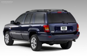JEEP Grand Cherokee specs & photos  2003, 2004, 2005