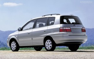 KIA Carens specs & photos  2002, 2003, 2004, 2005, 2006