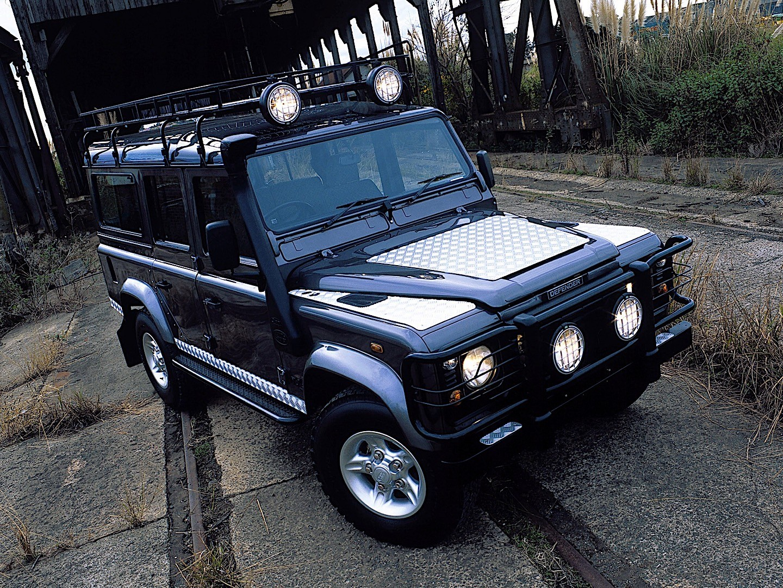 Land Rover Defender 110 Specs Amp Photos 1991 1992 1993