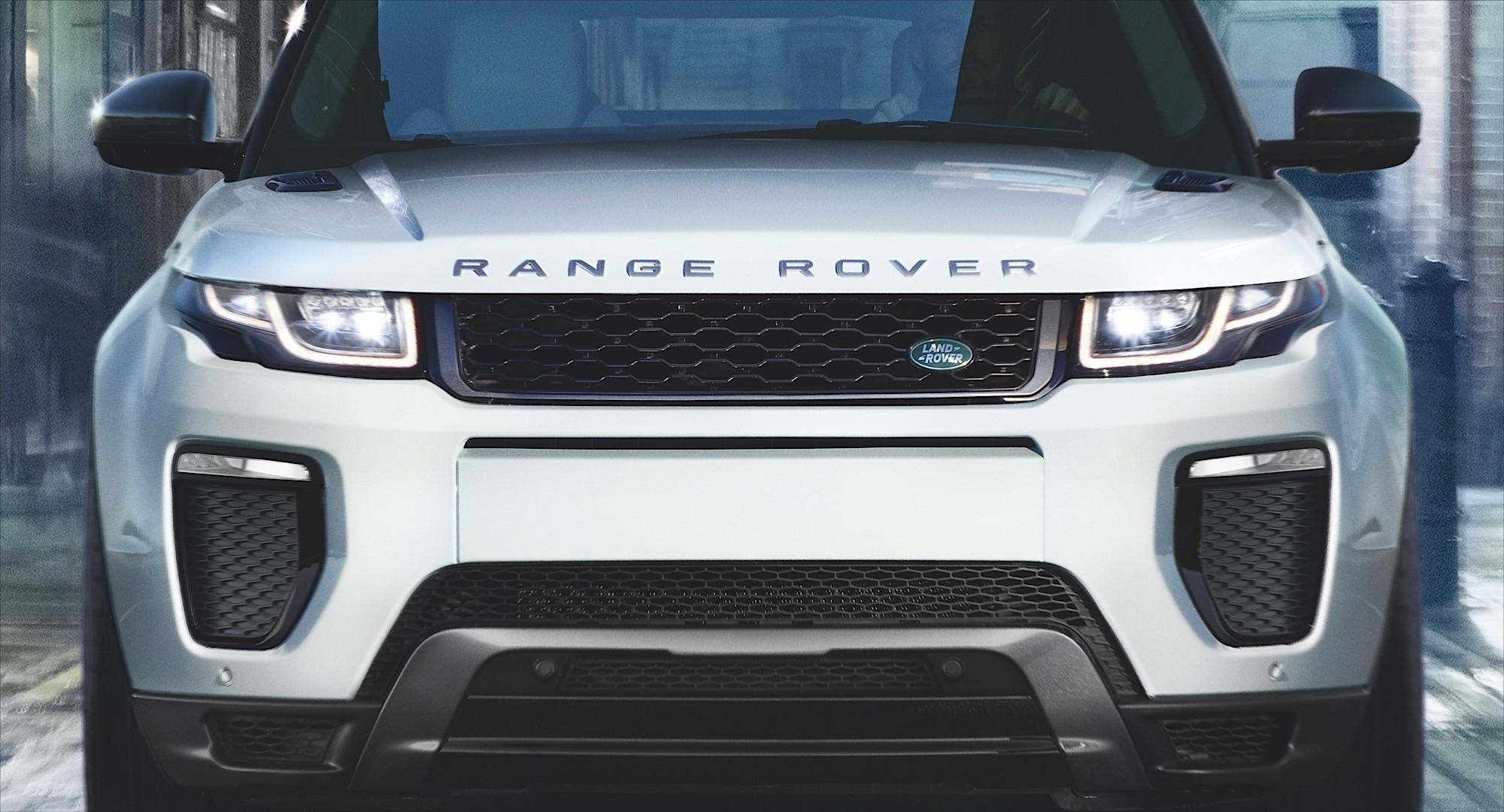 LAND ROVER Range Rover Evoque 3 Door specs 2015 2016 2017